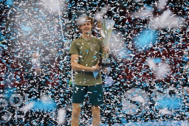 A title for the history: Sinner triumphs at 2020 Sofia Open