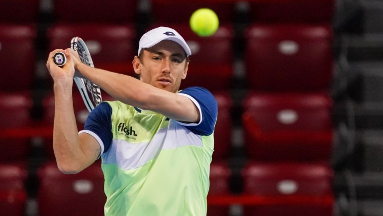 More than three hours battle sent Millman to the quarterfinals