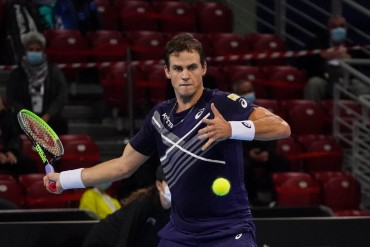Vasek Pospisil: I am pleasantly surprised by how I finish the year