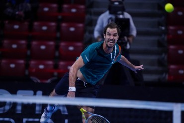 Richard Gasquet vs. Jonas Forejtek