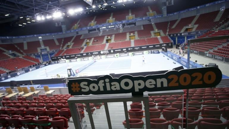 Трима българи в схемата на двойки на Sofia Open