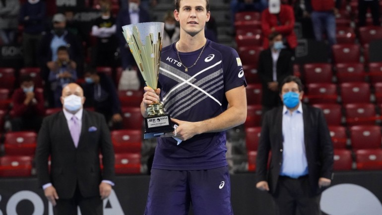 Vasek Pospisil I am proud with myself. See you next year!