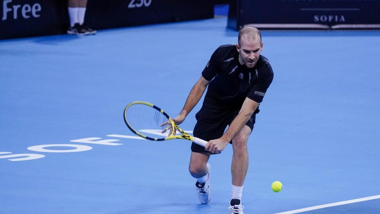 Манарино е първият полуфиналист на Sofia Open 2020
