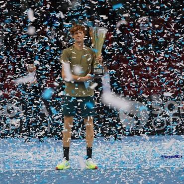 Яник Синер е новият шампион на Sofia Open