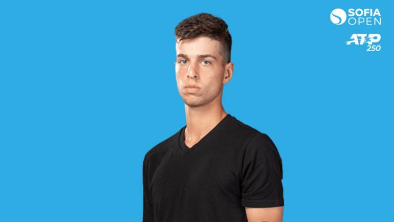 Адриан Андреев започва участието си на Sofia Open в неделя
