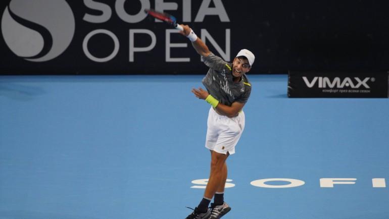 Адриан Андреев: Специално е да играя в София. Надявам се да играя още много турнири в България