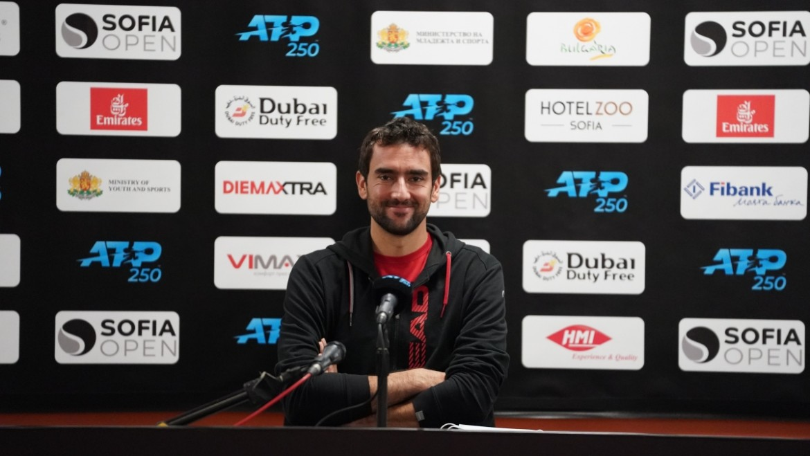 Cilic: It is a good chance to finish the season well