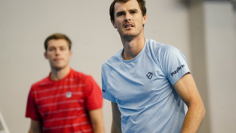 Murray and Skupski saved the chances for London