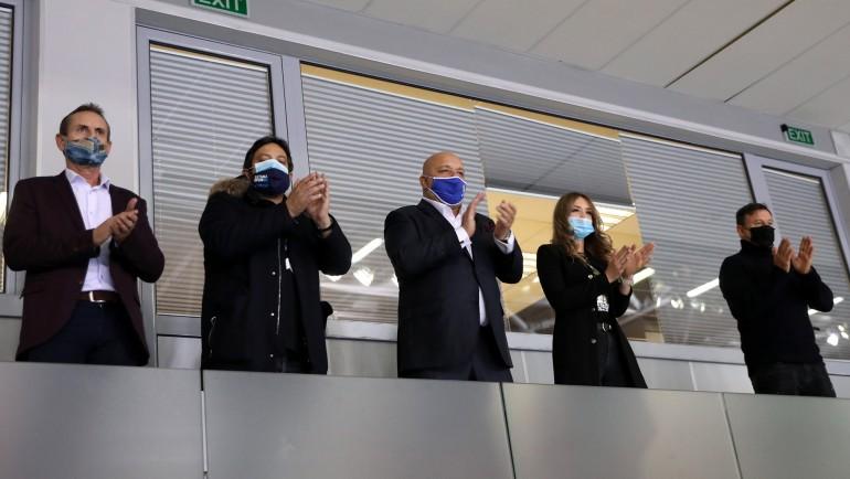 Красен Кралев: Sofia Open 2020 е пример за това как трябва да се провежда състезание по време на пандемия