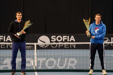 Джейми Мъри и Нийл Скупски са шампиони на двойки на Sofia Open 2020