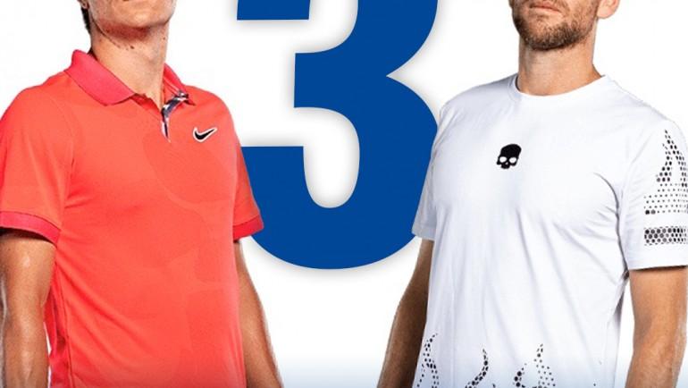 3 дни до Sofia Open 2020: Непропускащият Манарино и дебютантът Кецманович