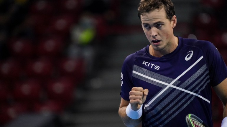 Поспишил е вторият четвъртфиналист на Sofia Open 2020