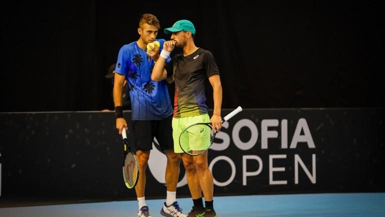 Кузманов и Донски: Това е само началото, Sofia Open ни даде огромен шанс