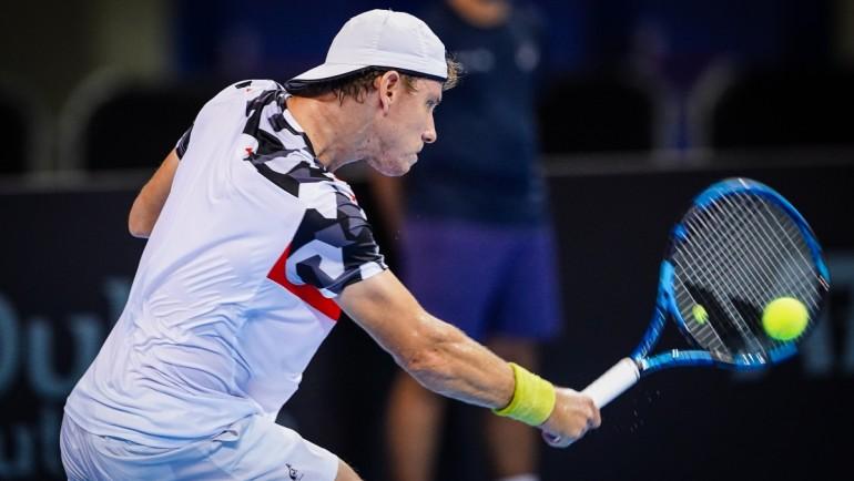 Джеймс Дъкуърт с обрат в първия си мач на Sofia Open