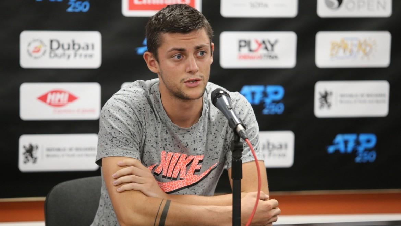 Алекс Лазаров: Пожелах си да играя с Краинович и се случи. Дано разрешат да има публика