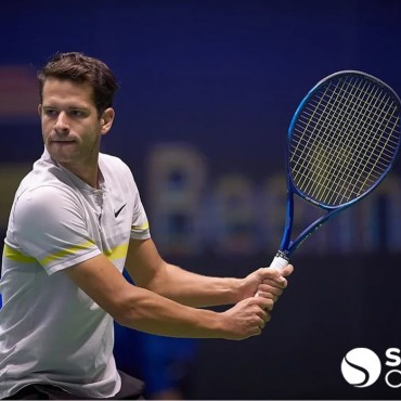 Иванов дебютира на Sofia Open с двубой срещу водача в схемата на квалификациите, Донски излиза срещу австриец