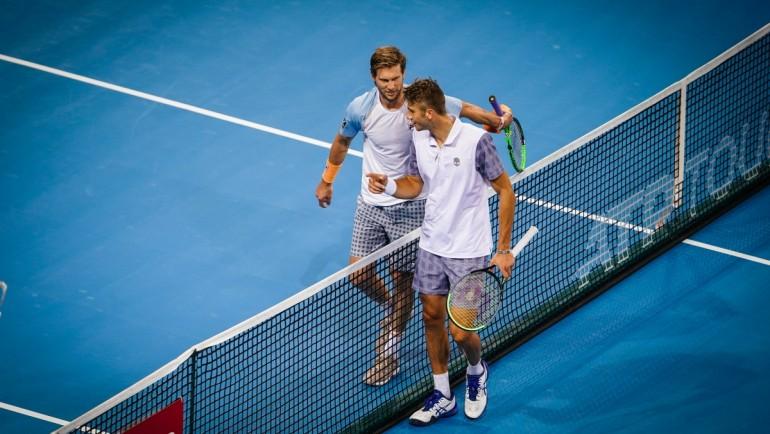 Сепи победи Донски и достигна до основната схема на Sofia Open за пети път