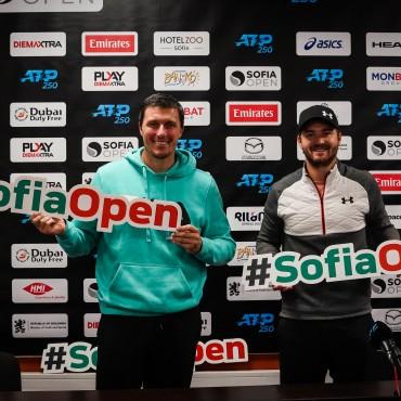 Jonny O'Mara and Ken Skupski: We enjoyed it!