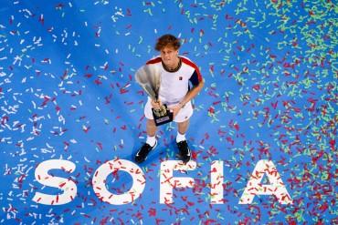 Яник Синер спечели титлата на Sofia Open за втора поредна година