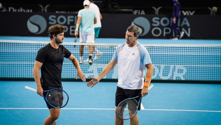 Джони О'Мара и Кен Скупски спечелиха титлата на двойки на Sofia Open 2021