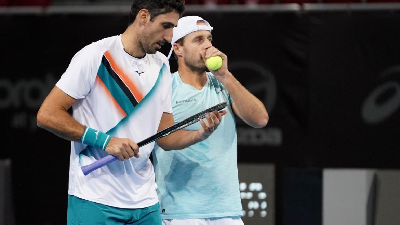 О'Мара и Скупски срещу Марах и Освалд във финала на двойки на Sofia Open 2021