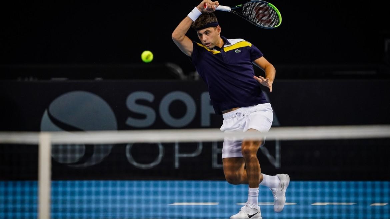 Филип Краинович запълни финалното каре на Sofia Open 2021
