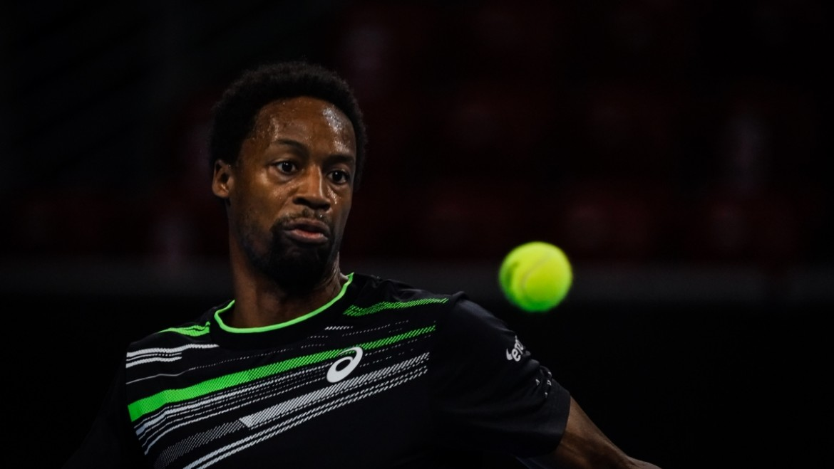 Gael Monfils: Today he was a better player than me