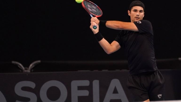 Giron Marches Past Millman to SF at Sofia Open 2021