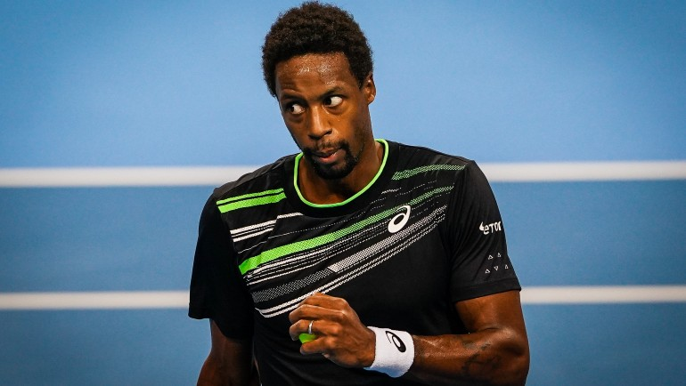 Easy First Win for Monfils, the Frenchman Moves Into Sofia SFs